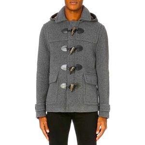 Burberry Brit 'Burwood' Duffle Coat